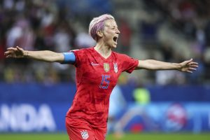 Barcelona keen on roping in women's football star Megan Rapinoe