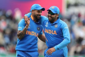 Rohit Sharma shares funny story about Shikhar Dhawan singing during a match