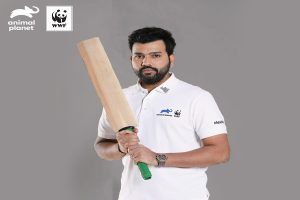 Rohit Sharma to launch 'Rohit4Rhinos' campaign