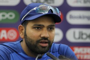 Rohit shakes a leg with fans in Jamaica after series win