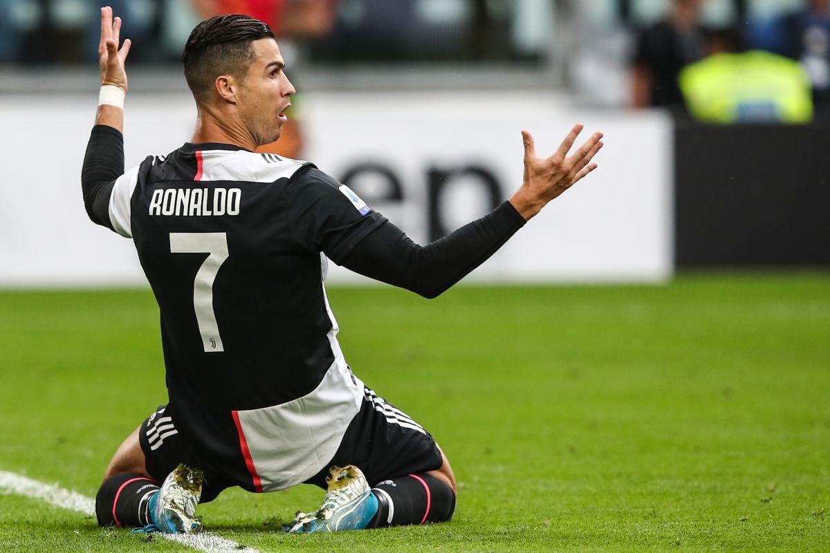 Cristiano Ronaldo, Juventus, Fabio Paratici, Lionel Messi, Virgil Van Dijk,