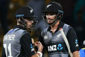 New Zealand beat Sri Lanka by 4 wickets to clinch T20I series