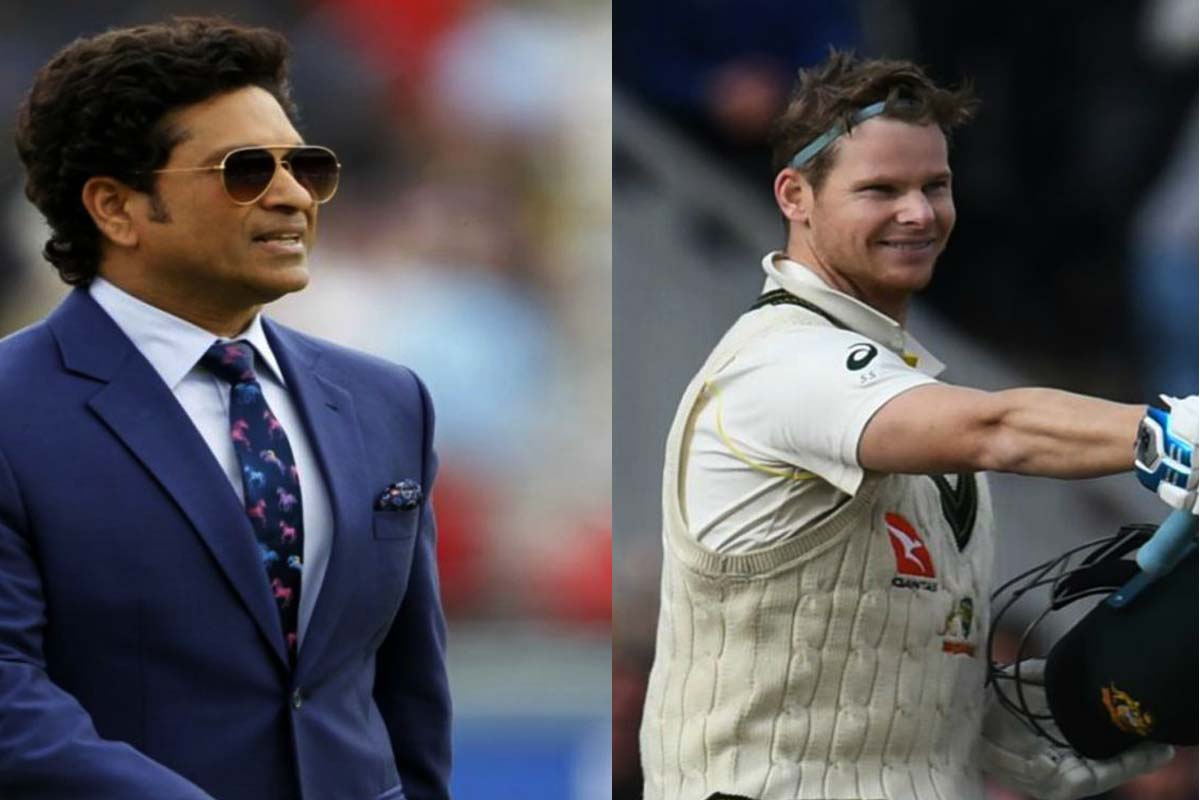 Sachin and Other Players Applauds Steve Smith and his Game