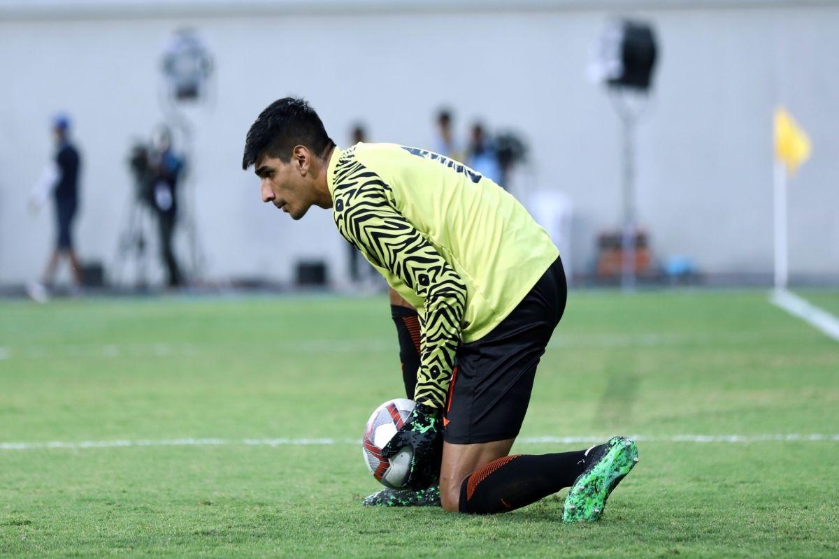 Everyone played their hearts out against Qatar: Gurpreet Singh Sandhu