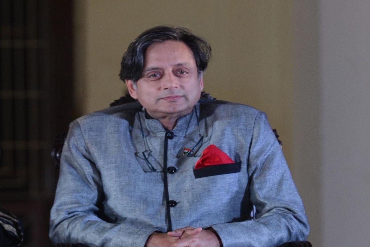 Samson's spirit is what sets him apart: Tharoor