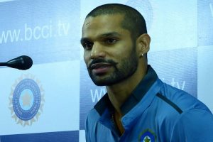 Kashmir was, is and will always be ours: Shikhar Dhawan hits back at Shahid Afridi