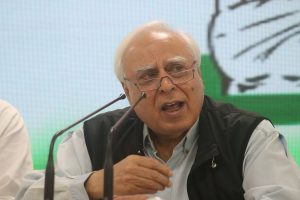 'Rich to benefit, poor left to fend for themselves': Kapil Sibal on corporate tax cut