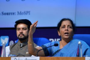 Corporate tax rate slashed for domestic companies, new manufacturing firms: Sitharaman