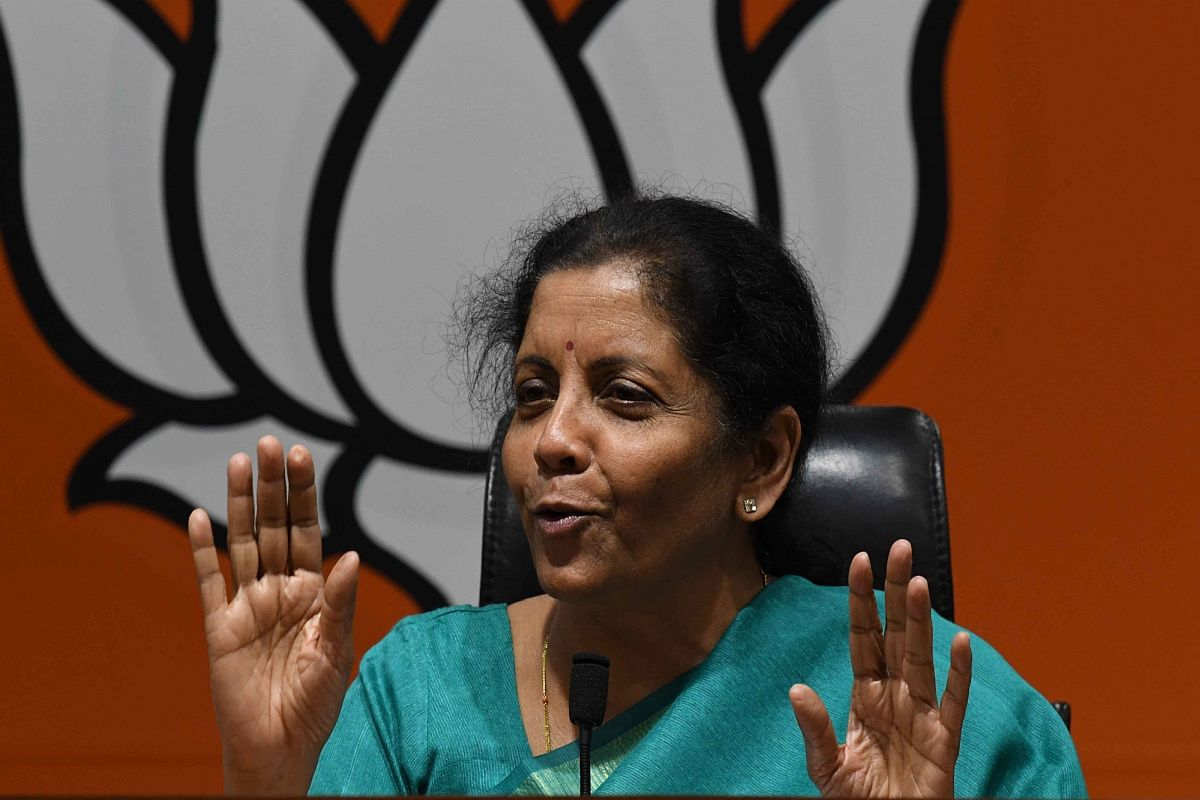 India to spend $1.4 trillion on infrastructure in next five years: Nirmala Sitharaman