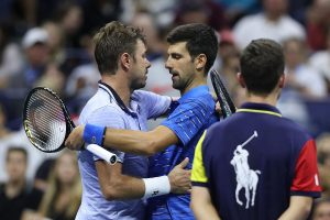 US Open 2019: Stan Wawrinka moves to last 8 as Novak Djokovic retires