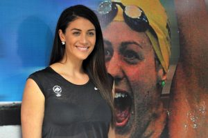Stephanie Rice to open swimming academy in India