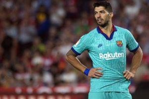 Luis Suarez believes Granada defeat might affect Barca's La Liga chances