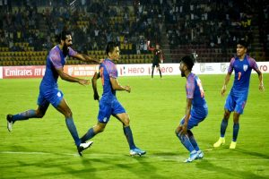 2022 FIFA World Cup Qualifier: Sunil Chhetri strike to no avail as India lose to Oman