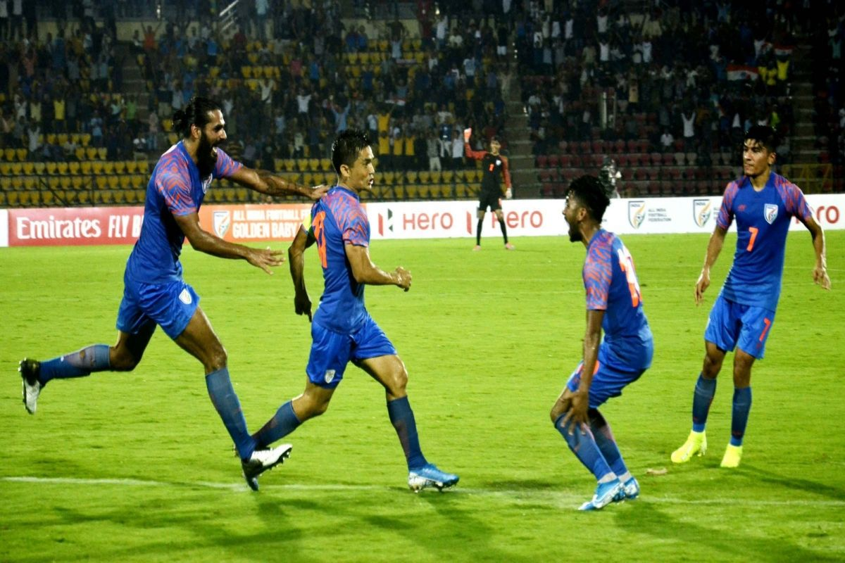 2022 Fifa World Cup Qualifier Sunil Chhetri Strike To No Avail As India Lose To Oman