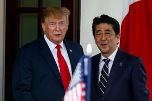 US, Japan sign limited trade deal, leaving autos for future talks