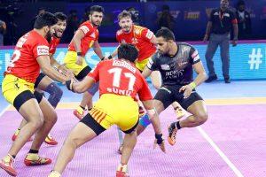 PKL 7 Update: U Mumba beat Gujarat Fortunegiants; Bengal Warriors inch Jaipur Pink Panthers