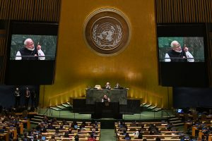 India has anger, commitment against terror, given world peace, not war: PM Modi at UNGA