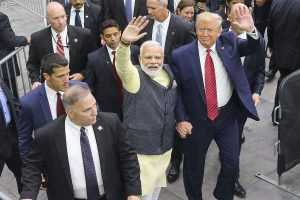 'Abki Baar Trump Sarkar' in violation of India's foreign policy: Congress leader slams PM Modi