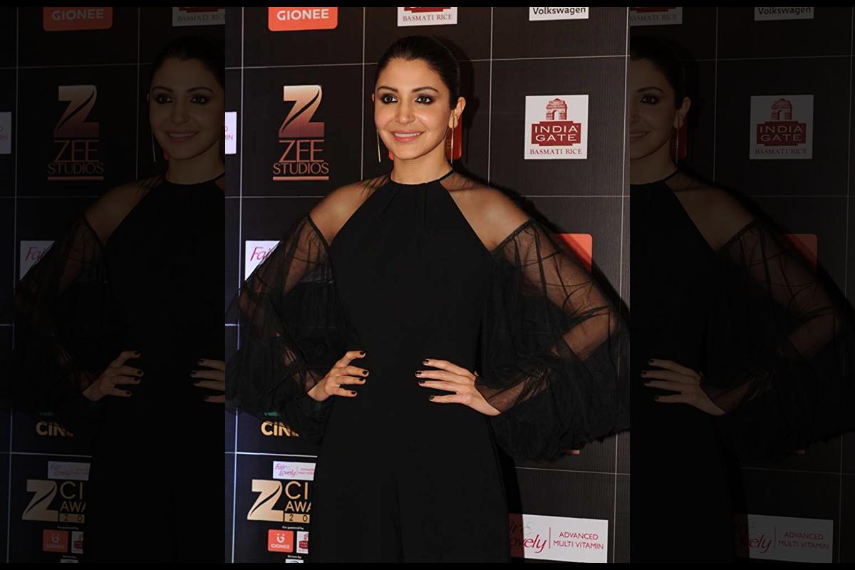 Anushka Sharma, Ajay Kumar Sharma, positivity, Happy Tweets, Zero, Shah Rukh Khan, Katrina Kaif
