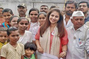 In surprise move, Urmila Matondkar quits Congress, blames 'petty in-house politics'