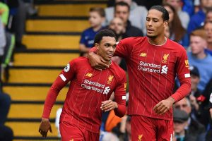 Only thing we focus on is the game ahead: Virgil van Dijk shares secret of Liverpool's winning streak