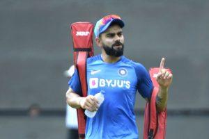 Virat Kohli handed demerit point for shoulder contact with Hendricks