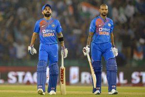 David Miller's one-handed catch leaves Virat Kohli, Shikhar Dhawan stunned