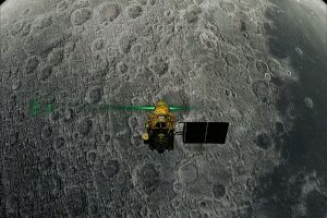 Chandrayaan's lander had a 'hard landing', says NASA, tweets images of site