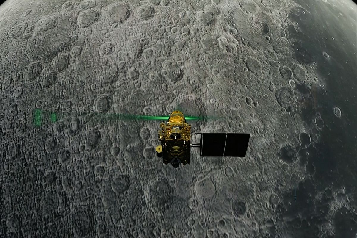 NASA joins ISRO to aid in establishing contact with Vikram moon lander