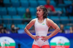 Vinesh Phogat wins gold at Rome Ranking Series event
