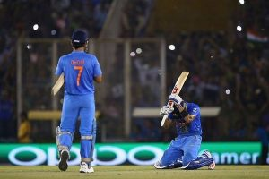 Virat Kohli recalls game when MS Dhoni made him run like a fitness test