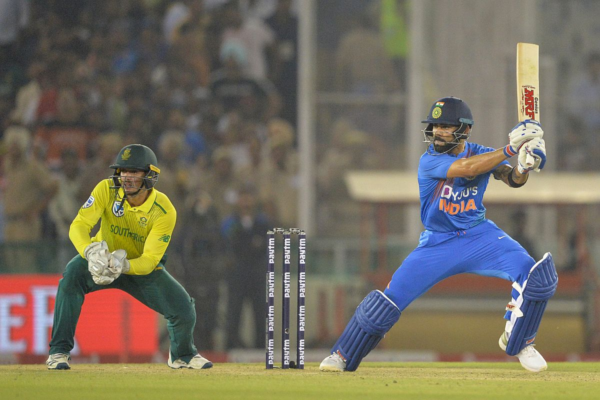 Virat Kohli, Rohit Sharma, T20Is, South Africa,