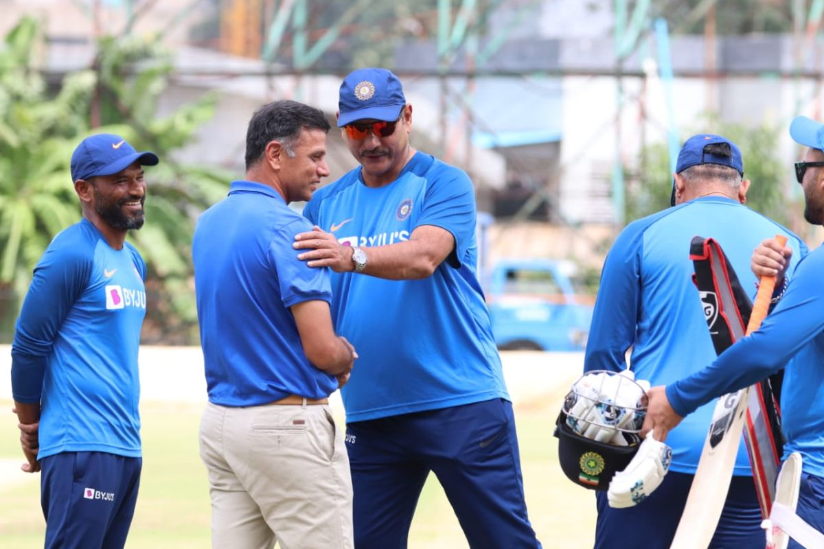 Rahul Dravid, National Cricket Academy, South Africa, India, BCCI, Ravi Shastri, Virat Kohli
