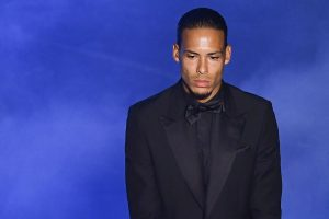 'You cannot compare me and Messi,' says Virgil van Dijk