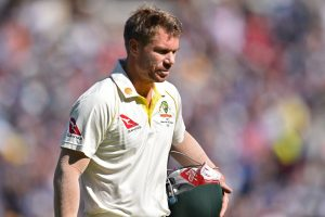 I don't care if Warner gets another duck, he's going to be a lock for the Australian summer: Ponting
