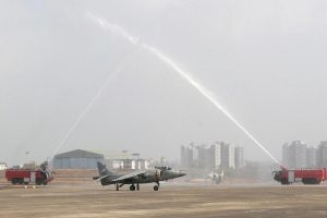 Heavy rains have deteriorated Goa airport: Indian Navy