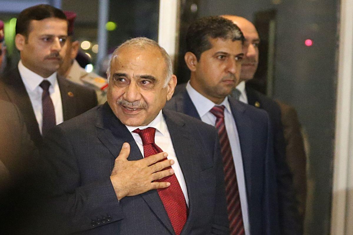 Abdel Abdul Mahdi