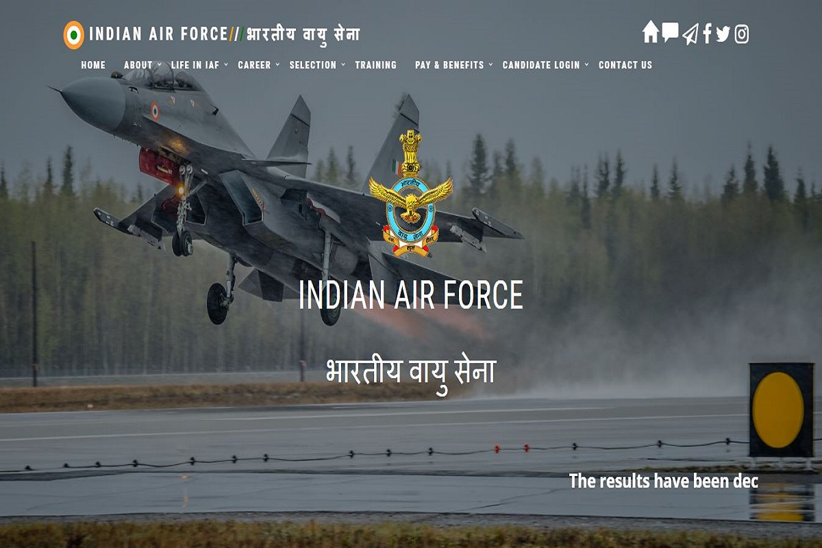 IAF AFCAT results 2019 declared at afcat.cdac.in | Here's how to check results