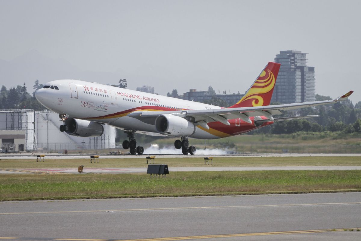 Hong Kong Airlines to reduce number of flights amid protests