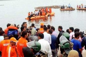 Andhra Pradesh boat tragedy: Death toll reaches 12, 4 more bodies recovered from Godavari