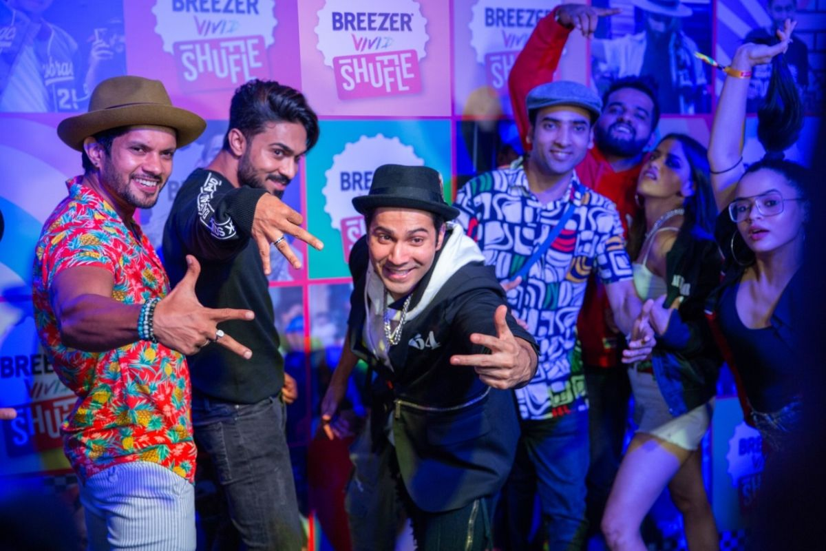 Varun to star in music video with budding hip-hop artistes