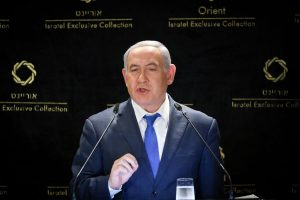 Israeli PM Benjamin Netanyahu appears to suffer setback in exit polls