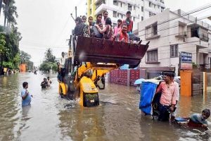 Bihar rains: Deputy CM Sushil Modi, family rescued from home by NDRF