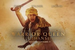 Swati Bhise excited about 'The Warrior Queen of Jhansi'