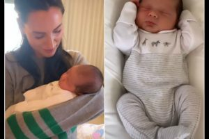 Amy Jackson and fiance George Panayiotou blessed with a baby boy; first pic out
