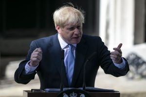 'Huge progress in Brexit talks' claims UK PM Boris Johnson