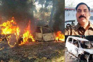 Bulandshahr violence: Accused out on bail, slain UP cop's wife fears threat