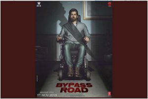 First look poster of Neil Nitin Mukesh starrer Bypass Road out!