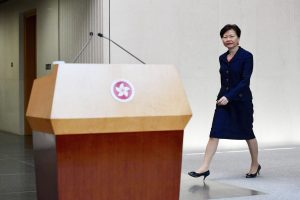 Hong Kong protests: Wasn't asked to resign, says Carrie Lam, rejects claims that China doesn't let her quit