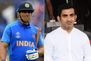 It's not about MS Dhoni playing next World Cup, it's about winning it: Gautam Gambhir